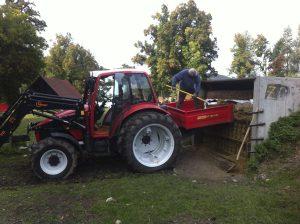 Traktor Gut Jägerhof